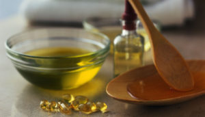 Чистка печени масло