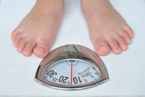 Низкий вес при холодных ногах