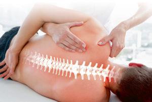 массаж позвоночника лечение дома