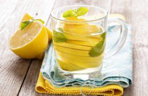 свойства лимонной воды