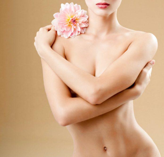 Удалить растяжеки на груди