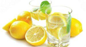 Чистка печени соком лимона