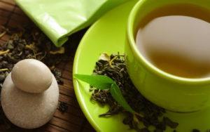 Холодные ноги зеленый чай