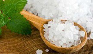 ванна с солью при гриппе