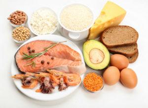 снизить уровень холестерина белковыми