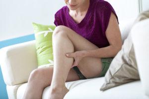 Мышечные спазмы ног лечение