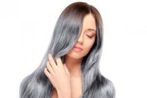Отсрочить появление седых волос