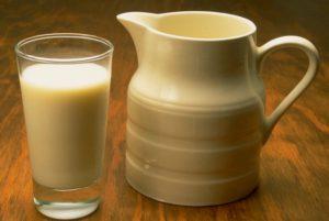 Лечение гастрита скисшем молоком