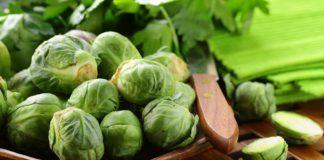 Брюссельская капуста содержание полезных веществ