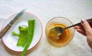 лечение эрозивного гастрита алоэ с медом