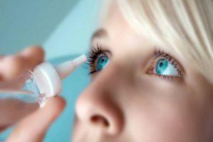 Красные глаза сосудосуживающий препарат