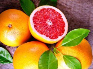 полезен грейпфрут