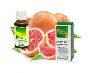 лечение импетиго Экстракт грейпфрута