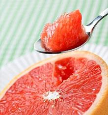 Аромат грейпфрута тоже лечит