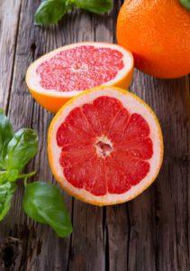 грейпфрут Целебные свойства фрукта