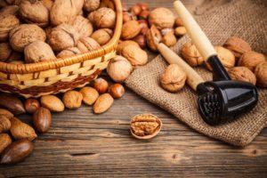 Лекарства из орехов