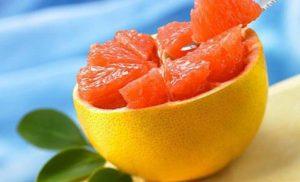 грейпфрут горький почему