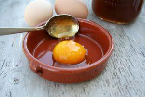 сырое яйцо Лечение голосовых связок
