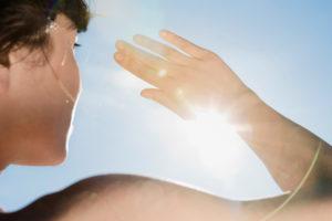 Папилломы вокруг глаз воздействие прямых солнечных лучей