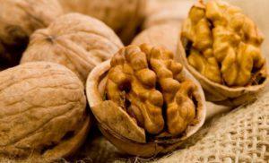Грецкие орехи для здоровья