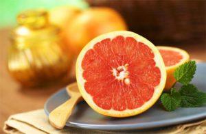 состав грейпфрута полезный