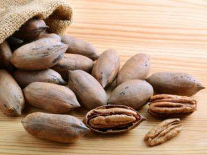 Орехи пекан для диет