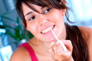 отбеливание зубов самостоятельно