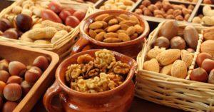 Орехи от газов в кишечнике
