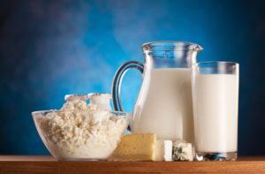 кисломолочными продуктами Очищение кишечника без клизм