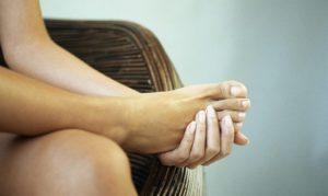 избежать усталости в ногах