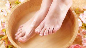 для снятия усталости ванны для ног