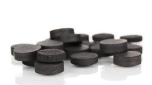 очищение кишечника без клизм Активированный уголь