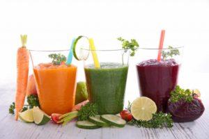 при лечении простатита соки из различных овощей