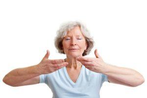 помощи дыхательных упражнений можно понизить давление