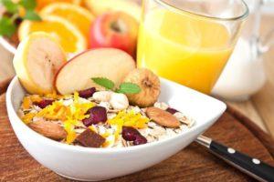 При лечении диабета употребляем полезные продукты