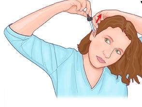 как правильно закапать ушные капли