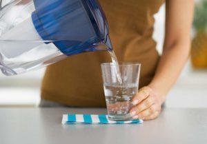 путем увеличения потребления жидкости Снижение артериального давления