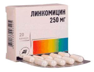 линкомицин лечение флюса