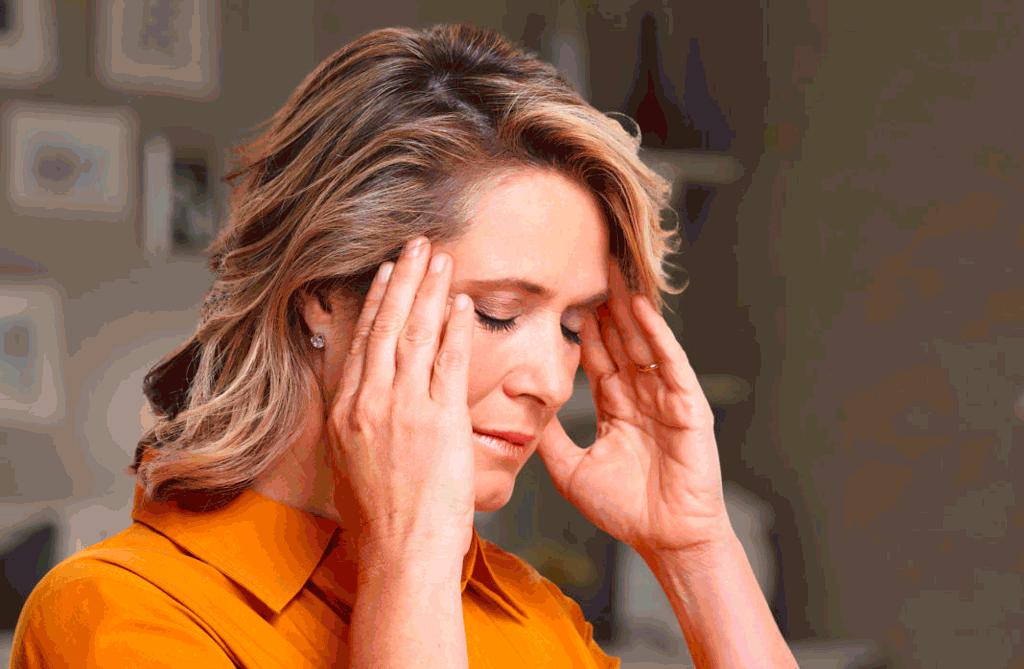 Народные средства от давления и головной боли