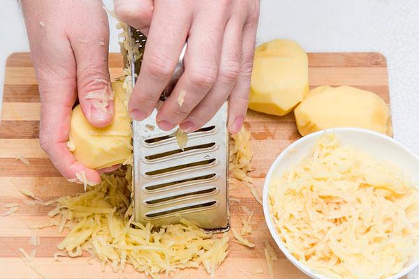 картофельный компресс для лечения горла
