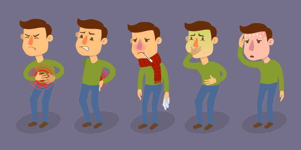 признаки паразитов в печени человека