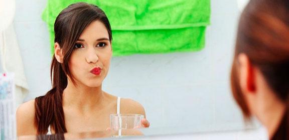 Как ухаживать за зубами дома