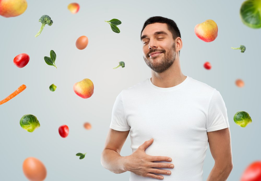 Избегайте жирной пищи при болях в животе