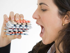 Прием лекарств провоцирует диарею