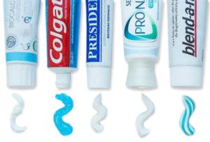 пасты для зубов влияет на отложения налета