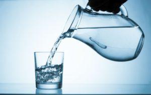 Вода поможет избавиться