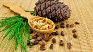 Киста лечение кедровыми орехами