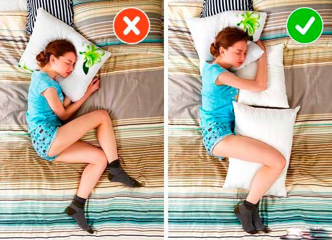спать с левой стороны оптимальная позиция для сна